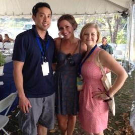 FP and Food Network Star Nicole Gaffney