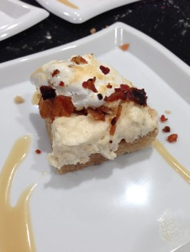 Bacon spice cake from The Dessertist