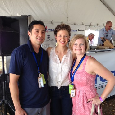 Keeping it Frisch with Emma from Food Network Star!