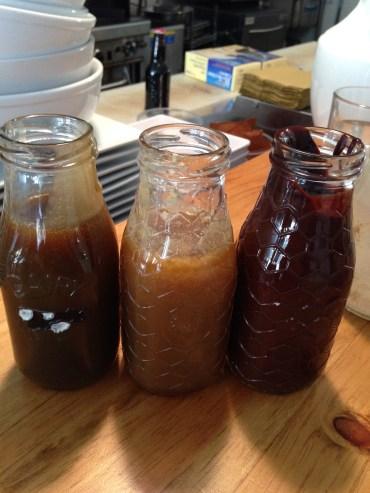 Tough choice: hot fudge, caramel or maple syrup?