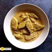 Koraishutir Dhokar Curry
