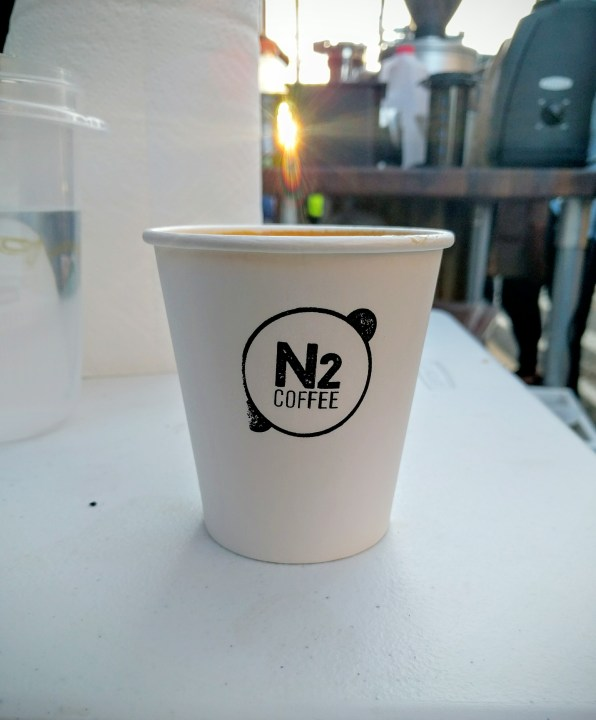 N2 Coffee Photo By Foodietiando