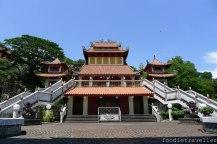 Ma-cho Temple Facade