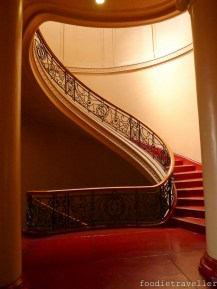National Museum of the Philippines - Stairs