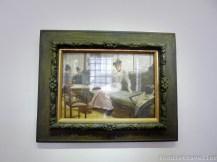 The Parisian Life by Juan Luna