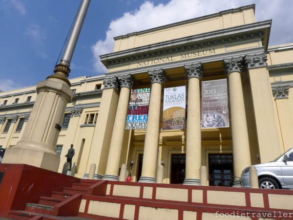 Manila National Museum Of Philippines Art Foodietraveller