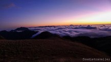 Mt Pulag: Sea of Clouds from Peak 3