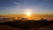 Mt Pulag: Sunrise from Peak 3