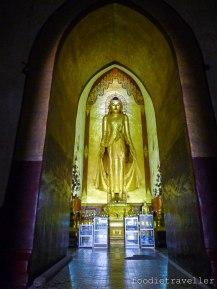 Ananda Phaya East-facing Buddha: Konagamana Buddha