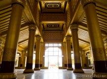 Kanbawzathadi Golden Palace - Great Audience Hall