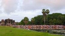 Siem Reap: Angkor Wat - Sunrise Watchers