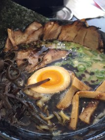 Slurp Tokotsu Black with extra Chashu