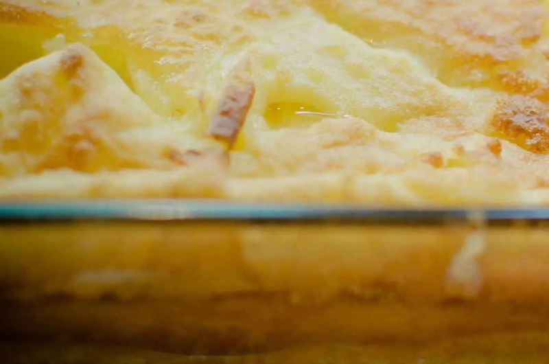 Torta od palente, mrkve i graška
