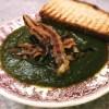Juha od raštike može se poslužiti kao predjelo ali zbog zasitnosti može biti glavno jelo - 2u1