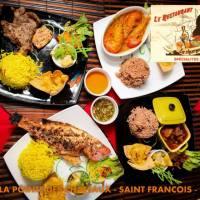 La Guadeloupe élue en 2016: 2nde destination de la Caraïbe où l'on mange le mieux