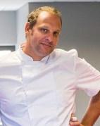 Le chef Alexandre Lapoujade