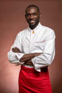 Chef Leriche - photo Daniel Dabriou