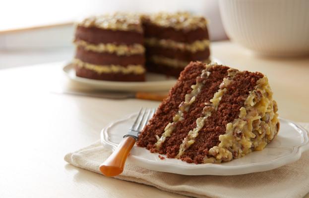 german chocolate cake day