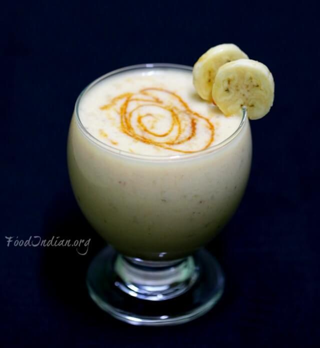 banana smoothie 8