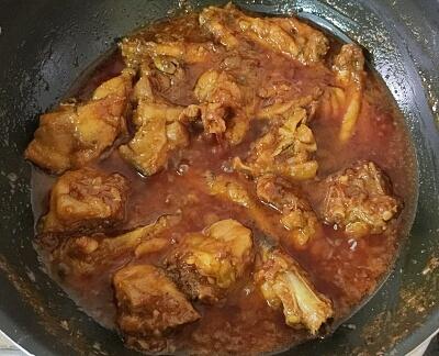 chicken do pyaza 22