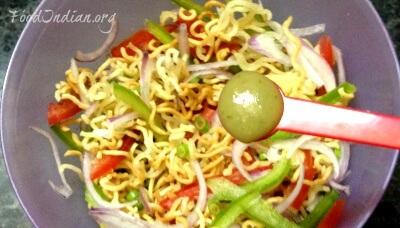 crispy noodles salad 11