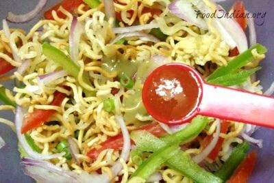 crispy noodles salad 12