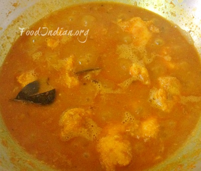 fish egg curry 16