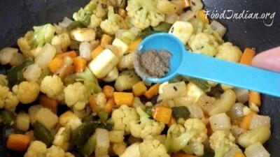 vegetable paneer korma 10
