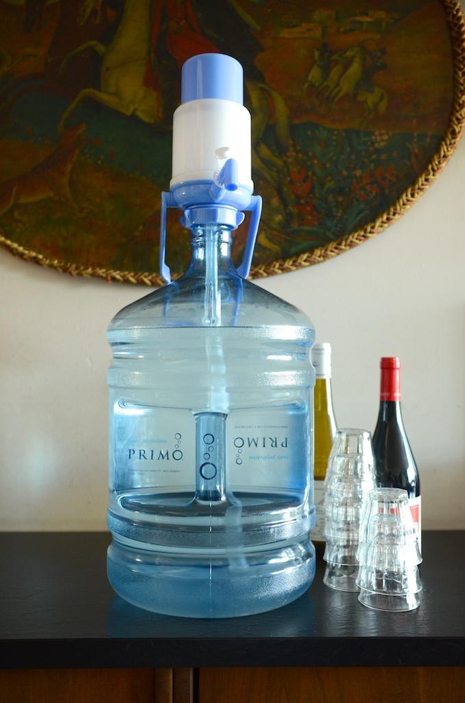 Primo Water Dispenser Pump : primo, water, dispenser, Giveaway:, Primo, Manual, Water, Coupons