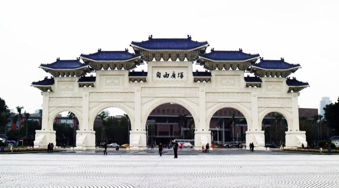 [TAIWAN] CHIANG KAI-SHEK MEMORIAL HALL – Taipei