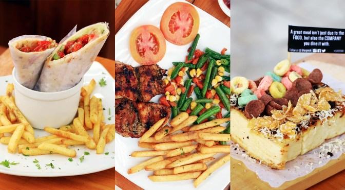 B Tur Resto Cafe Puncak Food In Love