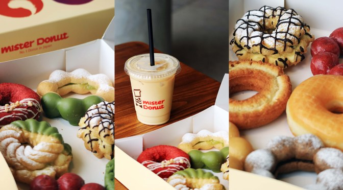 MISTER DONUT INDONESIA – PIK Avenue Mall