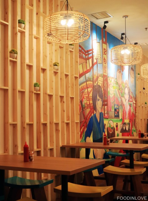 TAMOYA UDON – Central Park Mall | FOOD IN LOVE