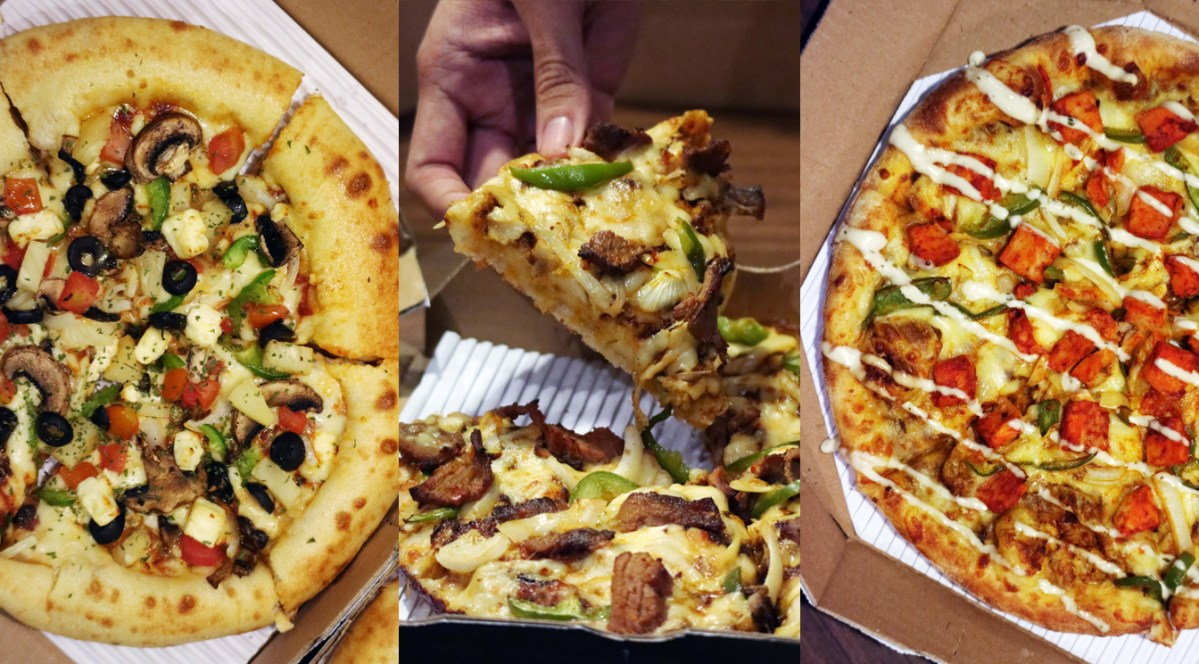 [NEW MENU] CHEF'S PREMIUM COLLECTION FROM DOMINO'S PIZZA
