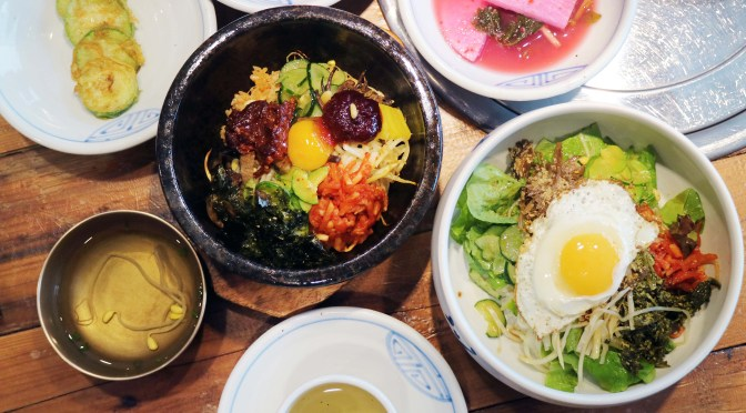 [KOREA] GOGUNG (고궁) – Myeongdong, Seoul