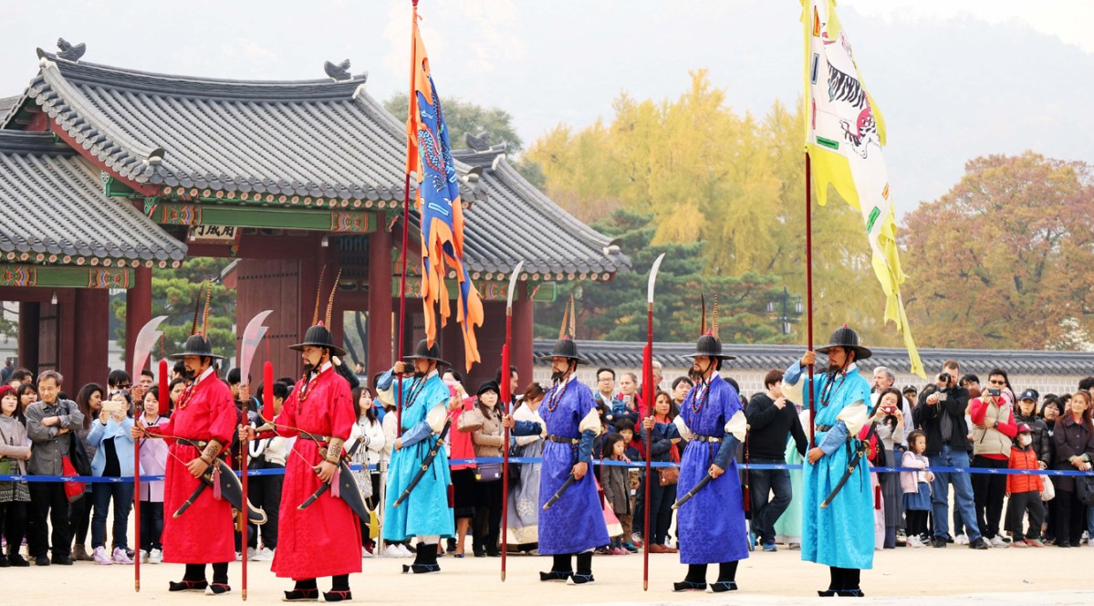 [KOREA] GYEONGBOKGUNG PALACE (경복궁) - Travel Diary