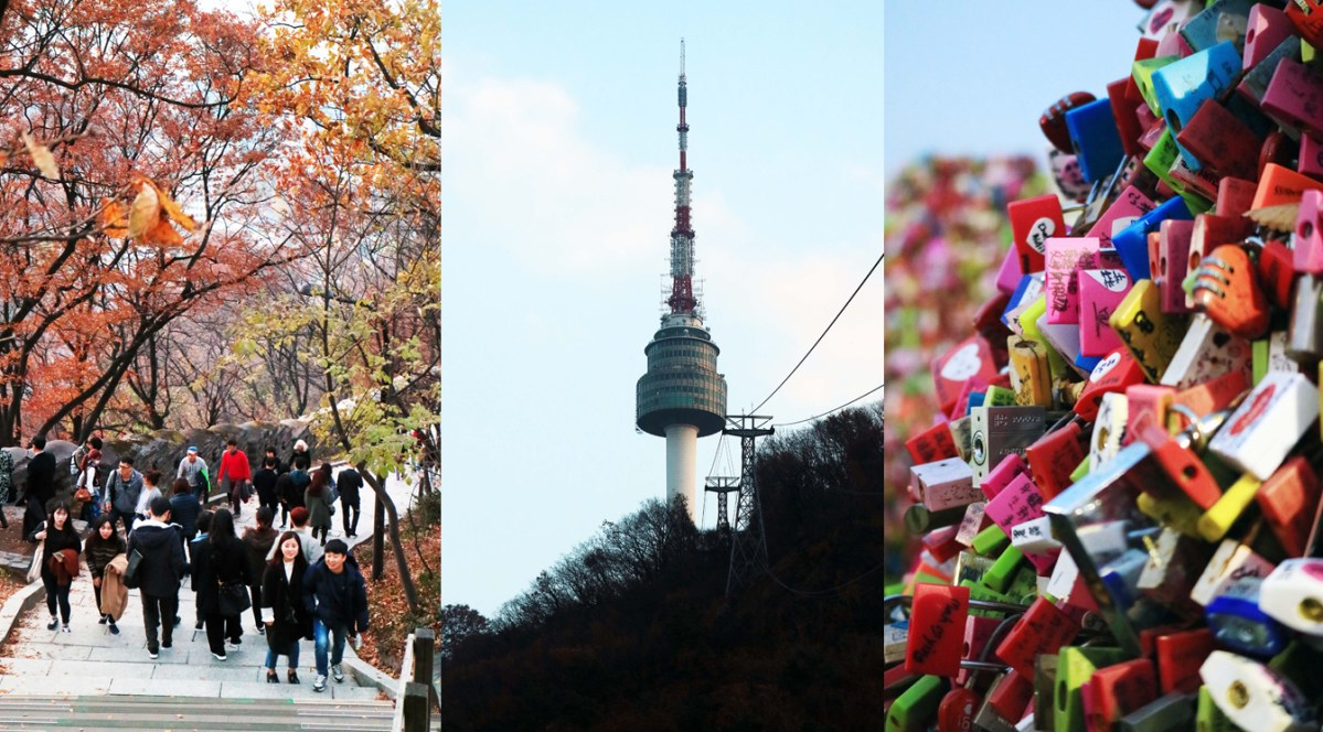 [KOREA] N SEOUL TOWER (남산서울타워) - Travel Diary