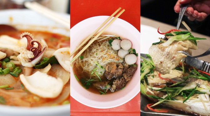 [THAILAND] THAI GASTRONOMY & FOOD CULTURE IN THAILAND