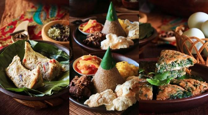 New Menu Talaga Sampireun Bumi Sampireun Kuliner Nusantara Ala William Wongso Food In Love
