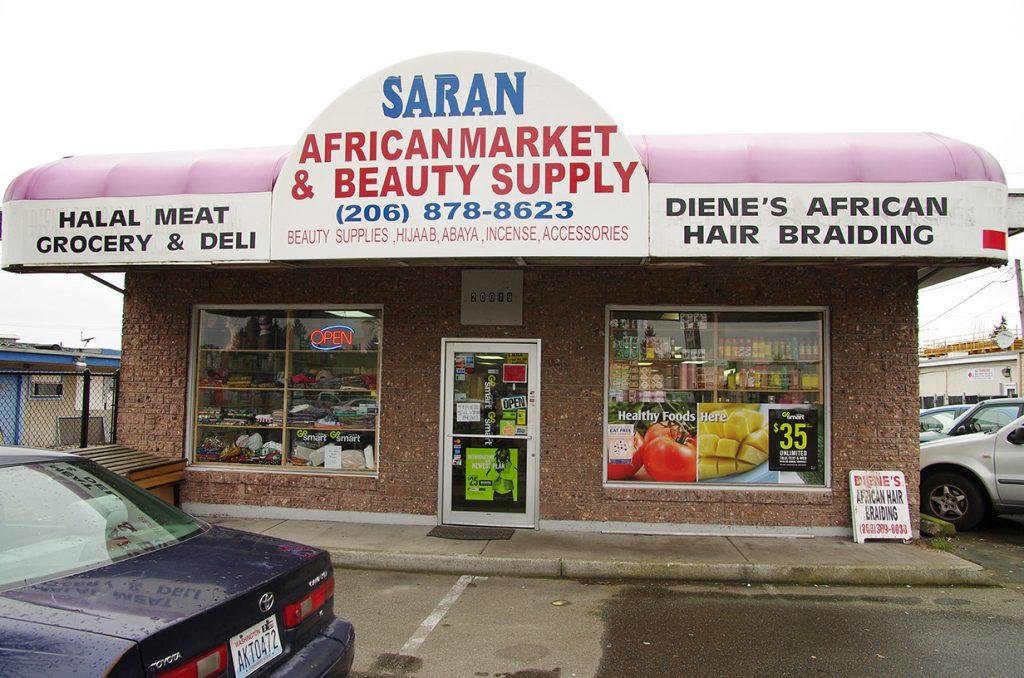 Dieynaba Kouyate, Saran African Market