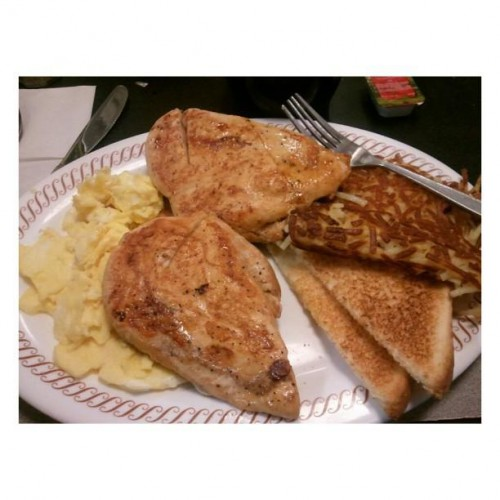 Waffle House Greenville Nc
