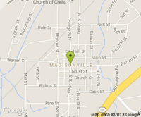 The Patio in Madisonville, TN | 107 College Street ...
