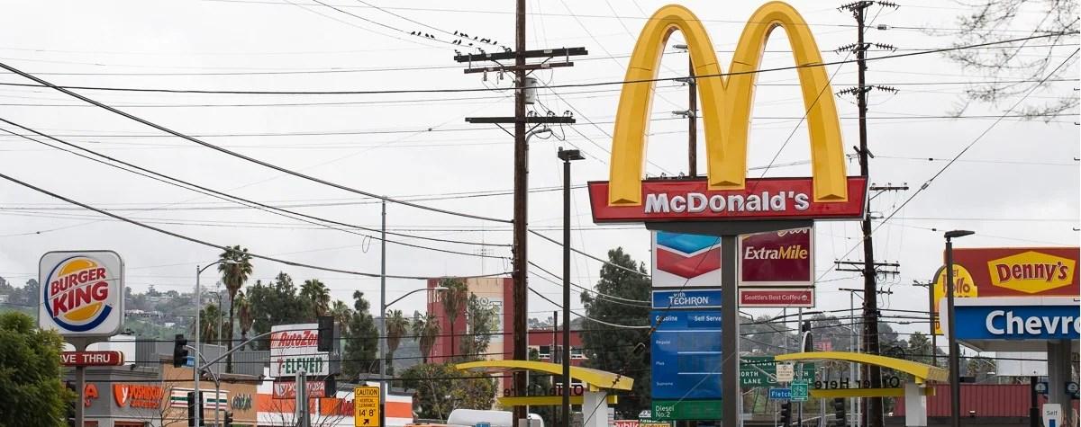 Fast Food Restaurants Unhealthy