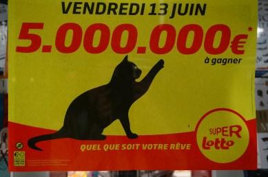 Gotta love the Lotto ad!