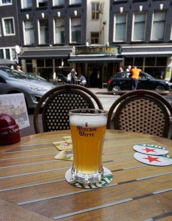 Cafe 'T Spuis, Amsterdam