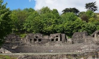 Ruins of Roman Lyon