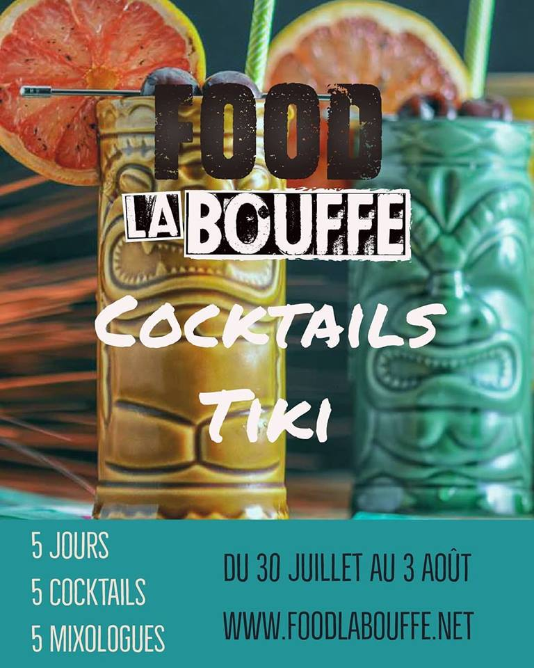 Promo - Cocktails Tiki