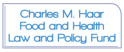 Charles M Haar food and health law and policy logo