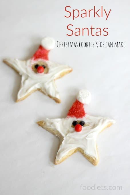 Easy Christmas Cookies Kids Can Make Foodlets