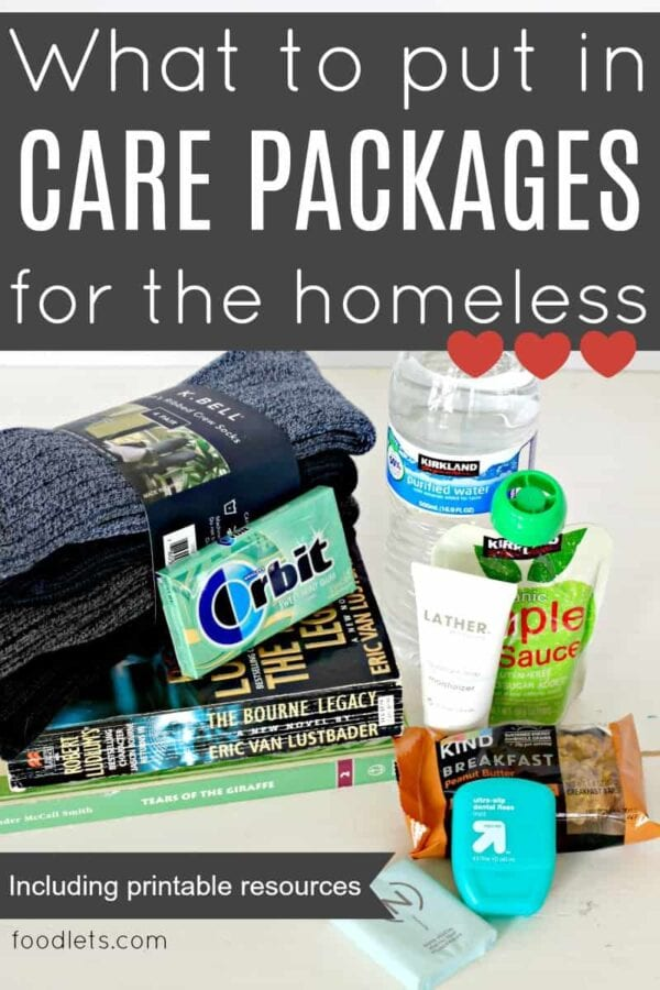80f69b82 What to Put in Care Packages for the Homeless | Foodlets